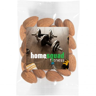 1 oz Snack Bag - Raw Almonds