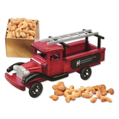 1940-Era Pick-up Truck with Extra Fancy Jumbo Cashews