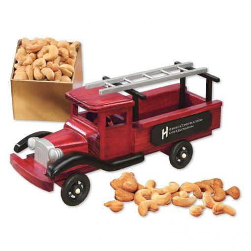 1940-Era Pick-up Truck with Extra Fancy Jumbo Cashews