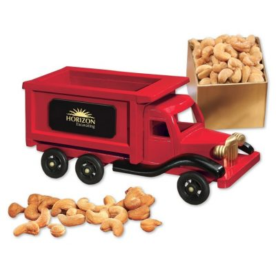 1950-Era Dump Truck with Extra Fancy Jumbo Cashews