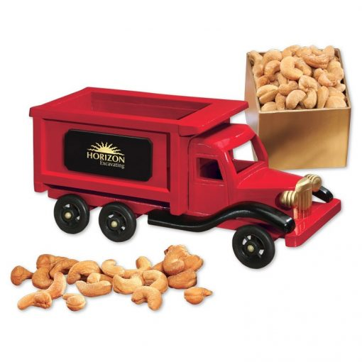 1950-Era Dump Truck with Extra Fancy Jumbo Cashews