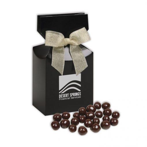 Barrel-Aged Bourbon Cordials in Black Gift Box