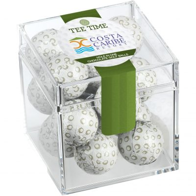 Birdie Snack Collection - Chocolate Golf Balls