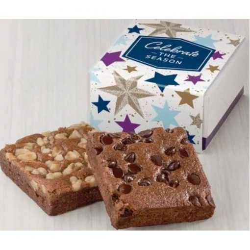 Celebrate the Season Occasion 2 Brownie Favor