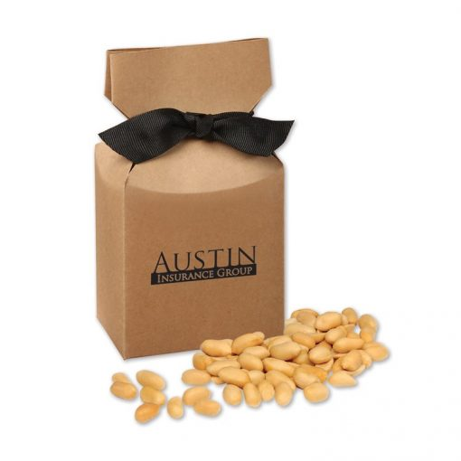 Choice Virginia Peanuts in Kraft Gift Box