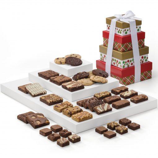 Christmas 4-Box Tower