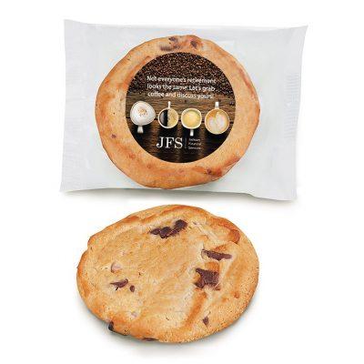Custom Labeled Chocolate Chunk Cookie