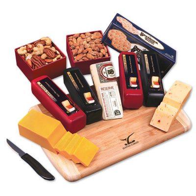 Deluxe Cheese Sampler