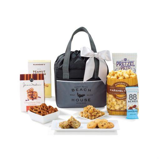 Dover Delights Snack Pack Cooler - Black