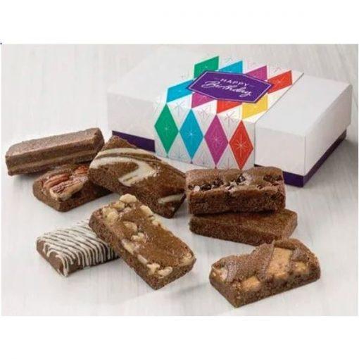 Fairytale Brownie Birthday 8-Sprites Favor In White/ Purple Box