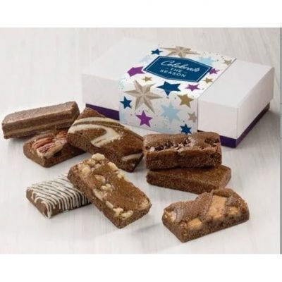 Fairytale Brownie Celebrate the Season 8-Sprites Favor In White/ Purple Box