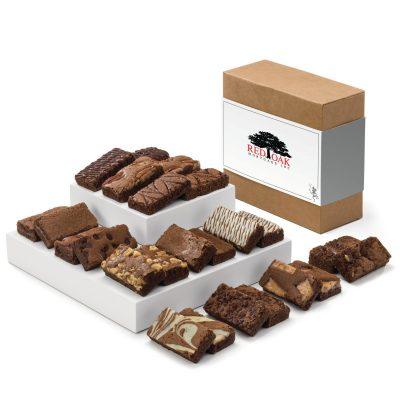Fairytale Brownies Custom Sprites 24 in Kraft Gift Box