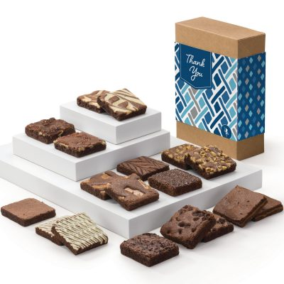 Fairytale Brownies Thank You 18 in Kraft Box