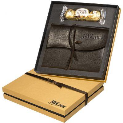 Ferrero Rocher® Chocolates & Journal Gift Set