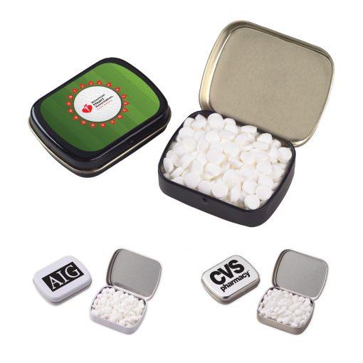 Flap Tin Mints - Sugar Free Mini Peppermints