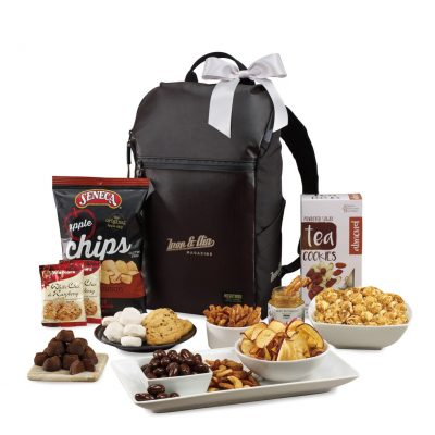 Heritage Supply™ Highline Sling & Go Snacks - Black
