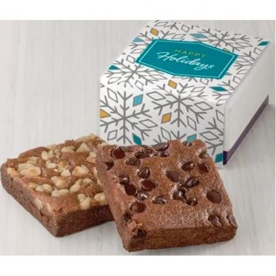 Holiday Occasion 2 Brownie Favor