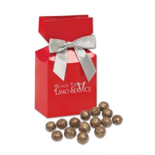 Prosecco Cordials in Red Premium Delights Gift Box