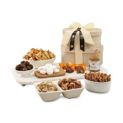 Rustica Sweet & Savory Tower Natural