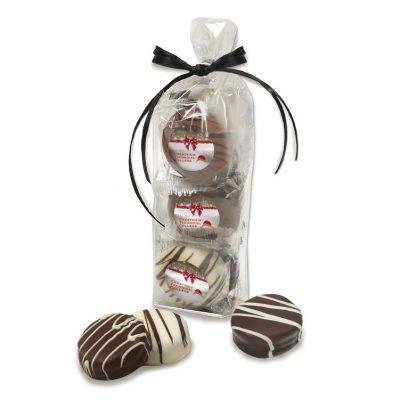 Six Chocolate Covered Oreos®