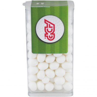 Sugar Free Peppermints in Flip Top Dispenser