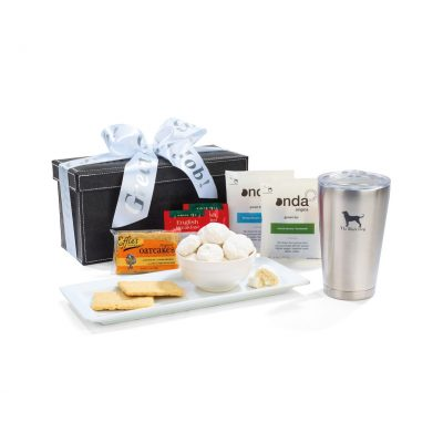 Take A Break Gift Set Silver