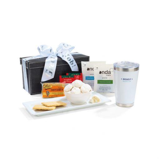 Take A Break Gift Set White