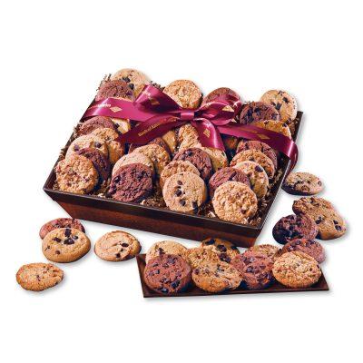 Three-Dozen Home-Style Cookie Basket