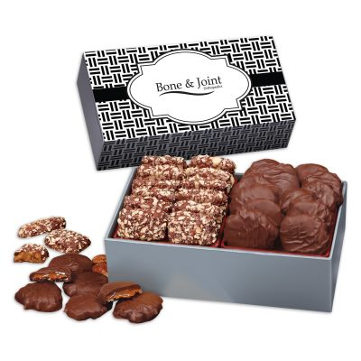 Toffee & Turtles in Gift Box with Weave Sleeve