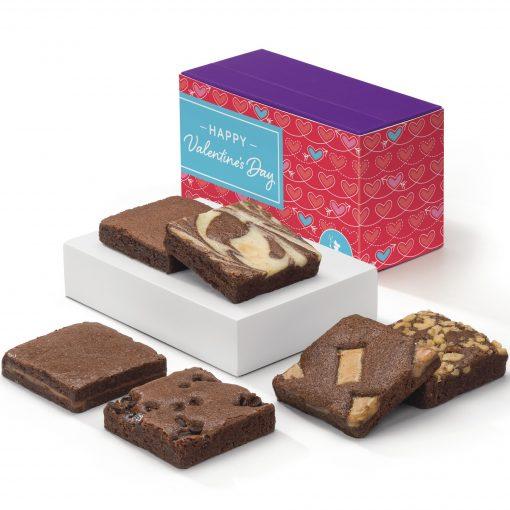 Valentine Half-Dozen Food Box