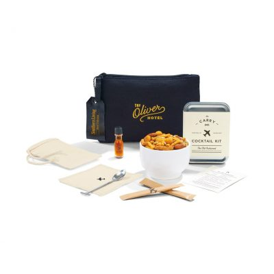 Wanderlust Welcome Gift Set Black