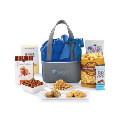 Dover Delights Snack Pack Cooler - Royal Blue