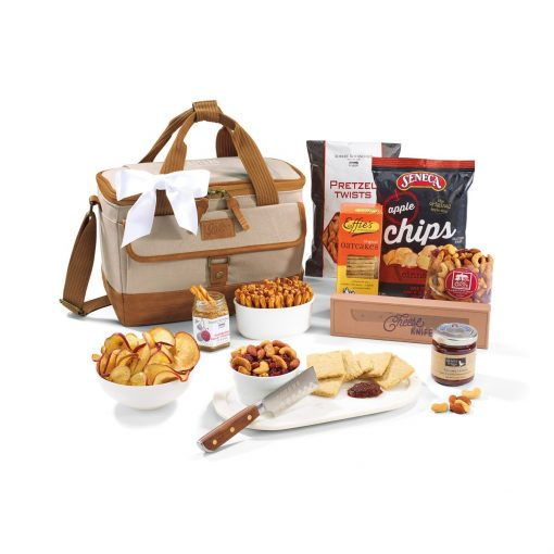 Igloo® Legacy Everything but the Cheese Gift Set With Knife - Vintage Khaki