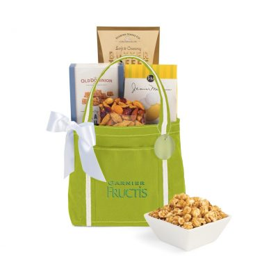WFH Snack Tote - Green