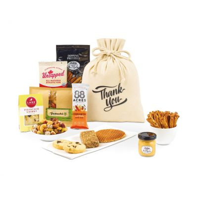 Artisan Gourmet Gift Bag - Medium - Natural
