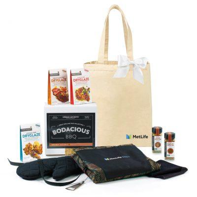 Bodacious BBQ Gift Set - Natural-Camo
