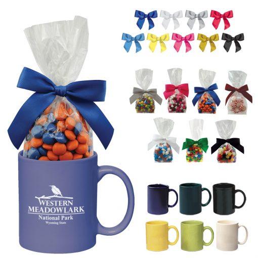 Ceramic Mug with Candy