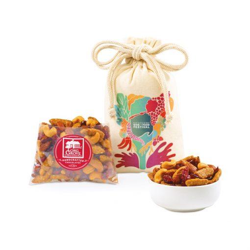 Favorite Snack Gift Bag - Natural