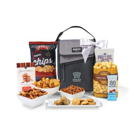 Igloo® Avalanche of Snacks Cooler - Deep Fog
