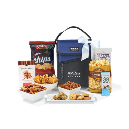 Igloo® Avalanche of Snacks Cooler - New Navy