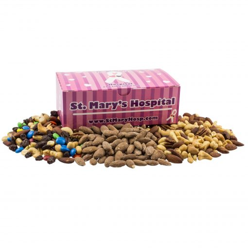 Large Chest Box with Trail Mix
