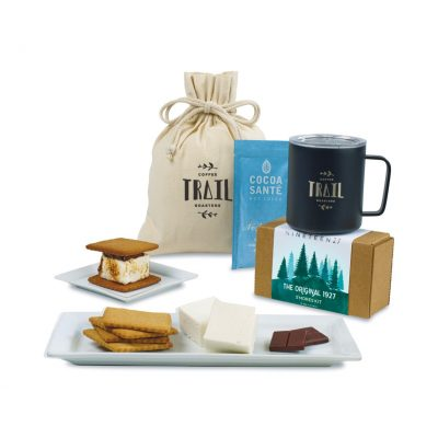 MiiR® Camp & S'mores Gift Set - Black Powder