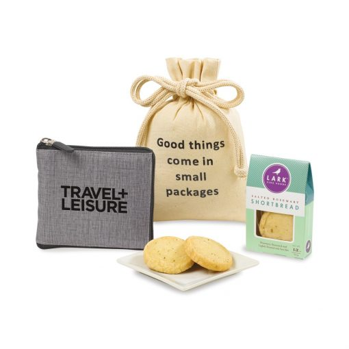 RuMe® Sweet Treat To Go Gift Set - Heather Grey