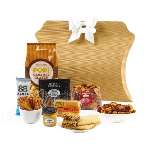 Snack Sustainability Tote - Kraft