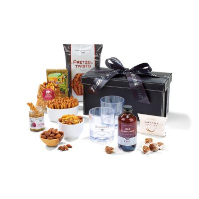 Soirée! Virtual Happy Hour Gift Box - Black - Clear