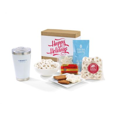 The Nor'Easter Aviana™ Peak Holiday Gift Set - White Opaque Gloss