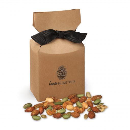 Honey Mustard Protein Mix in Kraft Premium Delights Gift Box