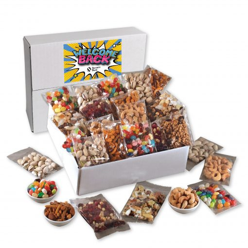 Large Gourmet Snack Pack Box