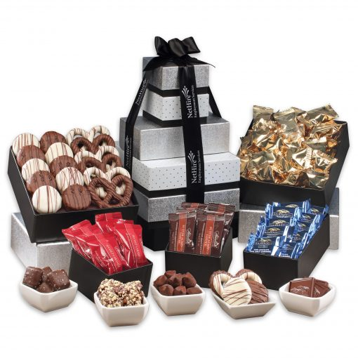 Individually-Wrapped Chocolate Abundance