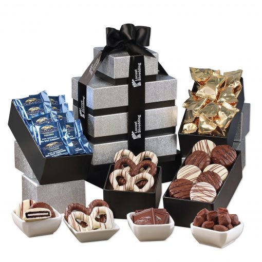 Individually-Wrapped Chocolate Heaven